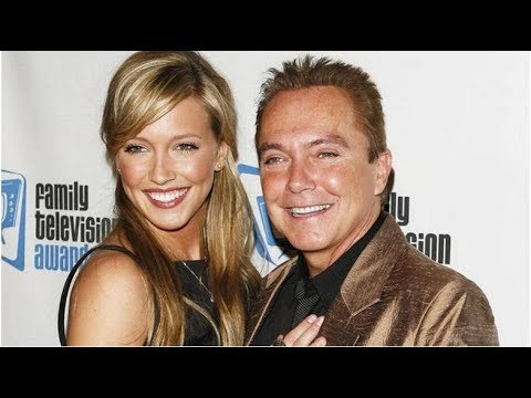 Why did David Cassidy cut his daughter out of his will?