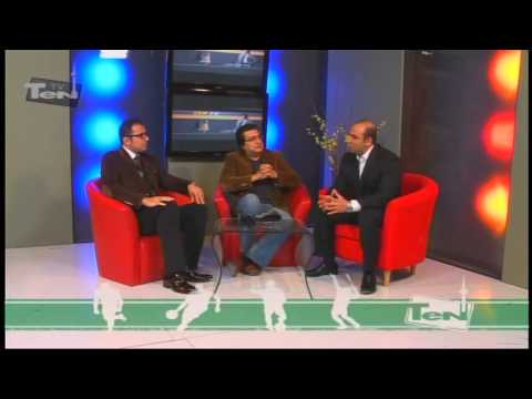 Interview with Reza Zarmehr in Sport Program