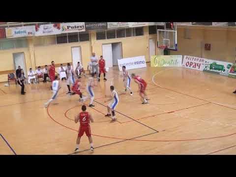 """5 kolo Play off KK """"Klik"""" – KK """"Napredak junior″ 83:67"""