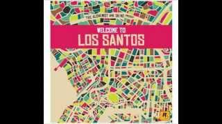 E 40 – California ft. Dam Funk & Ariel Pink (Welcome to Los Santos)
