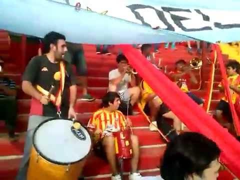 Hinchada Boca Unidos - Entretiempo (Vientos y Percusión) - La Barra de la Ribera - Boca Unidos