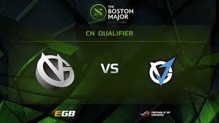 VG vs VG.J, Boston Major CN Qualifiers