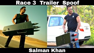 Nonton Race 3 Trailer Spoof    Salman Khan    Oye Tv Film Subtitle Indonesia Streaming Movie Download