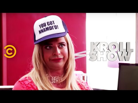 Kroll Show - PubLIZity - Liz G.'s New Look (ft. Jenny Slate)