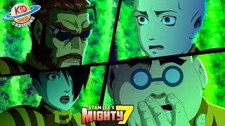 Nonton Mighty Micro Escape   Stan Lee S Mighty 7 I Season 1 Episode 1 Kid Genius Cartoons Film Subtitle Indonesia Streaming Movie Download