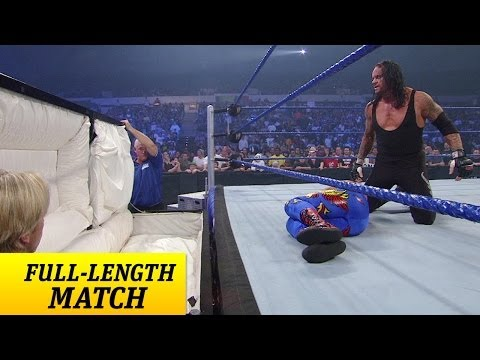 Video FULL-LENGTH MATCH - SmackDown - The Undertaker vs. Chavo Guerrero - Casket Match download in MP3, 3GP, MP4, WEBM, AVI, FLV January 2017