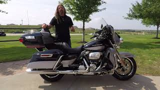 5. 2019 Harley Davidson Ultra Limited at Dillon Brothers Harley Davidson