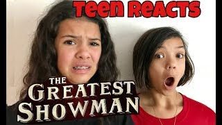 Video TEENS & KIDS REACT to The Greatest Showman - THIS IS ME Music Video Cover MP3, 3GP, MP4, WEBM, AVI, FLV Juni 2018