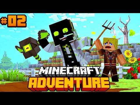 NATASHA BESCHÜTZT IHREN GARTEN?! - Minecraft Adventure #02 [Deutsch/HD]