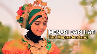 Tari Mappadendang - Traditional Dance HD
