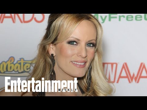 Stormy Daniels To Appear On Kimmel After Trump's SOTU | New Flash | Entertainment Weekly