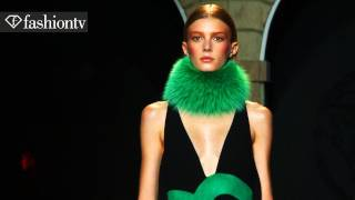 Models - Sigrid Agren - Fall 2011 | FashionTV - FTV