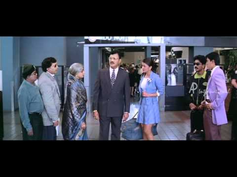 Jeans   Tamil Movie   Scenes   Clips   Comedy   Songs   Prasanth-Aishwarya part at airport