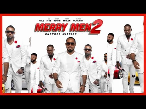 MERRY MEN 2 | AY MAKUN | NIGERIAN MOVIE REVIEW