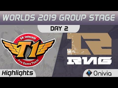 SKT vs RNG - Vòng Bảng CKTG 2019