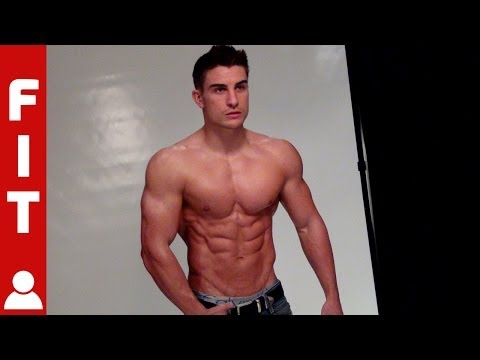 fitness model - http://www.MyVideoPT.com 'Mister International' and top sports model Ryan Terry explains how he came by the body which won him a world title and a major spon...