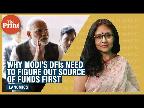 Modi govt is planning to set up DFIs, but it needs to figure out sources for funds first