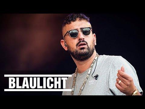 """Rapper """"Haftbefehl"""" Geburtstags-Party endet in Massen-Schlägerei / ViP-Club in Hamburg (видео)"""