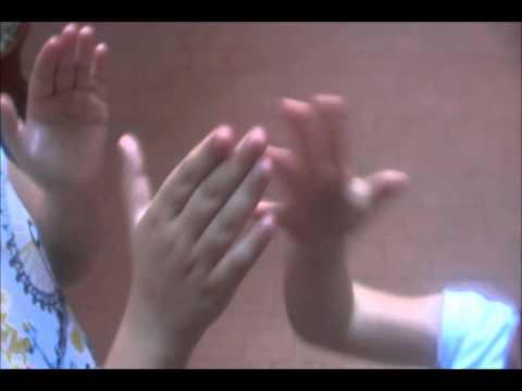 Video of juegos y canciones de palmas