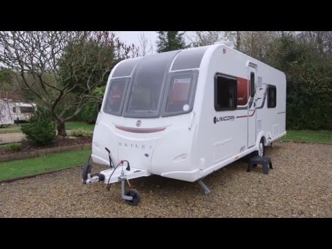 The Practical Caravan Bailey Unicorn Valencia review