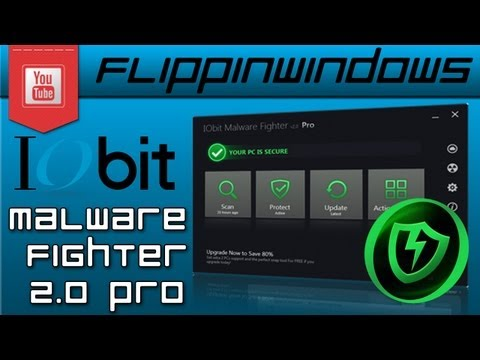 malware - http://www.iobit.com/products.php Take a Second to Subscribe and Thumbs up if you're continuing to enjoy my videos. Google+: https://plus.google.com/i/-j22py...
