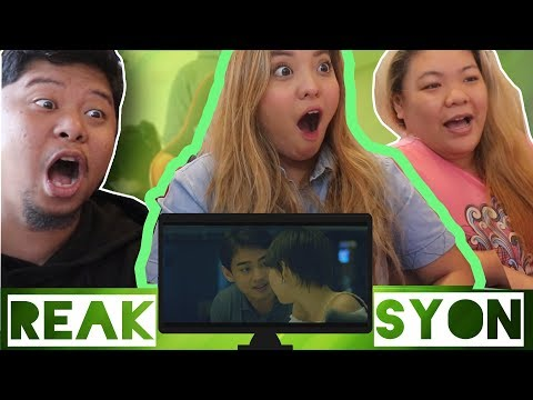 Reaksyon Ft Yow & Yunis | Valentine's Day Edition!!