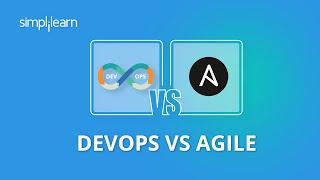 DevOps Vs Agile | DevOps Tutorial For Beginners | DevOps Tutorial | DevOps Training | Simplilearn