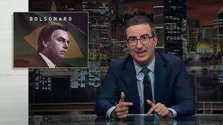Brazilian Elections: Last Week Tonight com John Oliver (HBO) - Programa Legendado PT (BR) Final