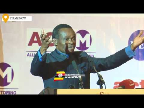 Plo Lumumba's Message To Ugandans Ahead Of The 2021 Elections.