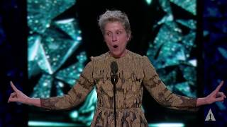 Nonton Frances Mcdormand Wins Best Actress Film Subtitle Indonesia Streaming Movie Download