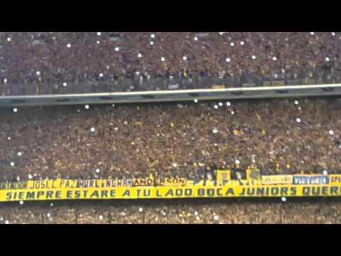Vals + hinchada hay una sola 2/4/16 - La 12 - Boca Juniors