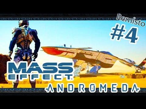 ЭТО МОЙ КОРАБЛЬ! 🚀 Mass Effect: Andromeda #4