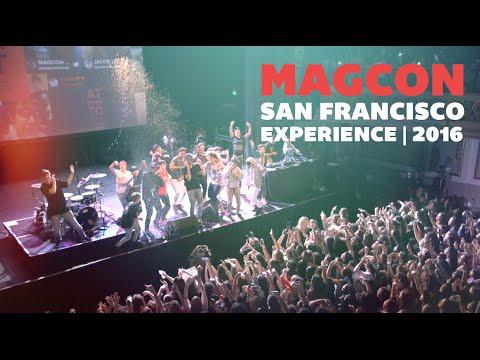 MAGCON San Francisco Experience 2016