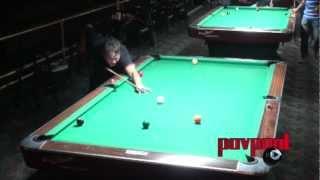 9 Ball / Efren Reyes VS Tennessee John / 6 OutThe Breaks