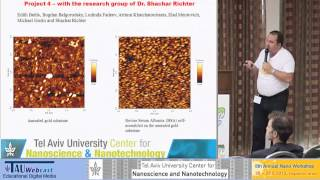 New Bio-AFM and Raman laboratory - a review of the current research projects