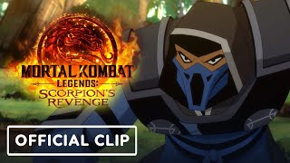 Mortal Kombat Legends: Scorpion's Revenge - Exclusive Official Fight Clip by IGN