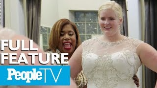 Video Curvy Bride Must Choose Between Mother's Wedding Dress & Royal Gown | The Perfect Fit | PeopleTV MP3, 3GP, MP4, WEBM, AVI, FLV Juli 2019