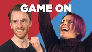 We're off with a new series! Pull down this description for links to everyone in it! Six games of skill and logic, between a video gamer, a game designer, a ...