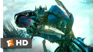 Nonton Transformers  The Last Knight  2017    Optimus Arrives Scene  9 10    Movieclips Film Subtitle Indonesia Streaming Movie Download