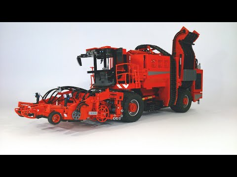 Holmer Terra Dos T3 in Lego version by Eric Trax