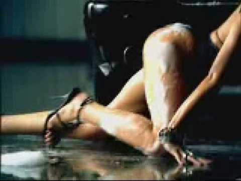 Paris Hilton Carls Jr Burger Ad Extended Directors Cut Banned Commercials