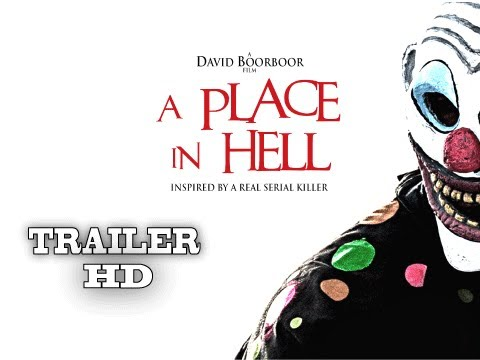 A PLACE IN HELL Official Trailer (2017) - Horror Movie HD