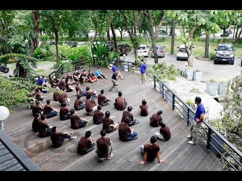GCS Self Defense Seminar LV.2 สัมมนากายวุธป้องกันตัวด้วยมือเปล่าขั้น 2 โดยครูแปรง