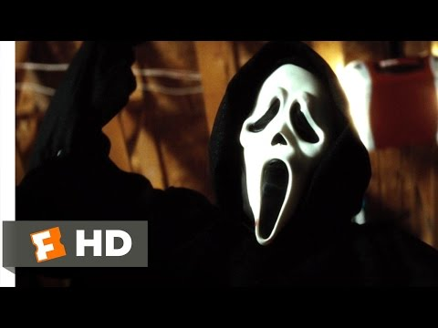 Scream 4 (2/9) Movie CLIP - The Return of Ghostface (2011) HD