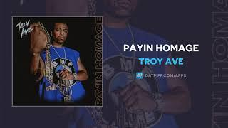 Troy Ave - Payin Homage (AUDIO)