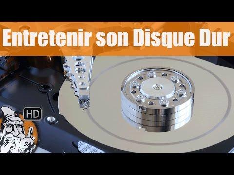 comment reparer le secteur de boot d'un disque dur