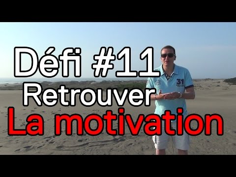 comment retrouver la motivation