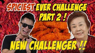 Video Spiciest Ever Challenge Part 2!! MP3, 3GP, MP4, WEBM, AVI, FLV Oktober 2018