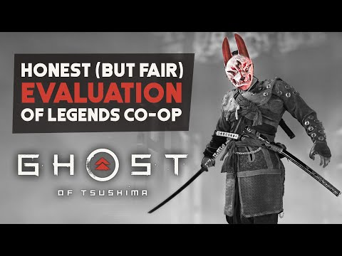 Ghost of Tsushima: LEGENDS | Best Free Update of all Time?!