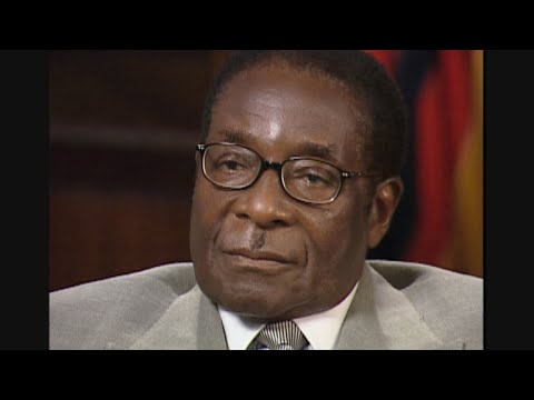 2001: 60 Minutes' Interview With Zimbabwe's Robert Mugabe